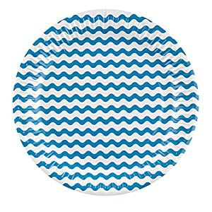 Neviti 678221Carnaval placa, olas azul