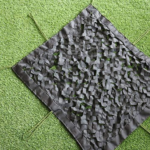 Themen Wasser Partei Kostüm - SXY-WZW Tarnung Net-3m X10m Armee-Militärjagd-Wald for Das Kampieren, Im Freien Sun, Thema-Partei-Dekoration, Autoplanen Sonnenschutz Tarnung (Color : Black, Size : 3M*10M)