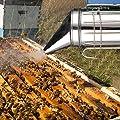 Hete-supply Edelstahl-Set mit Biene Sprayer Biene, Transmitter, neu mit Bienen Bienenstock Bienenzucht Bienenzucht mit Wärme-Shield-Schutz von Hete-supply auf Du und dein Garten