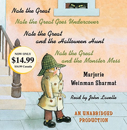 Nate the Great Collected Stories: Volume 1: Nate the Great; Nate the Great Goes Undercover; Nate the Great and the Halloween Hunt; Nate the Great and the Monster Mess