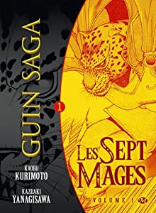 Guin Saga : Les Sept Mages Edition simple Tome 1