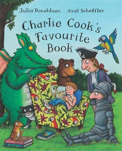Charlie Cook's Favourite Book: 1