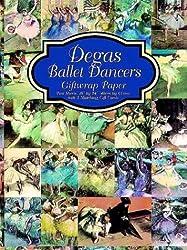 Degas Ballet Dancers: Giftwrap Paper