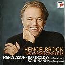 Mendelssohn Bartholdy: Sinfonie 1 / Schumann: Sinfonie 4