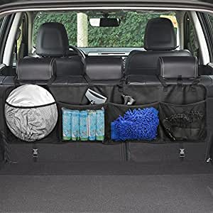 coffre organiseur topist organisateur voiture sac de coffre organiseur si ge. Black Bedroom Furniture Sets. Home Design Ideas