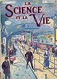 La Science et la Vie n° 75 - septembre 1923 - Le trottoir roulant