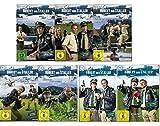 Hubert und Staller - Staffel 1+2+3+4+5+6+7 im Set - Deutsche Originalware [42 DVDs]