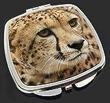 Gepard Make-up Taschenspiegel Weihnachtsgeschenk