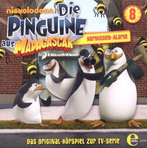Die Pinguine aus Madagascar - Folge 8: Hornissen-Alarm