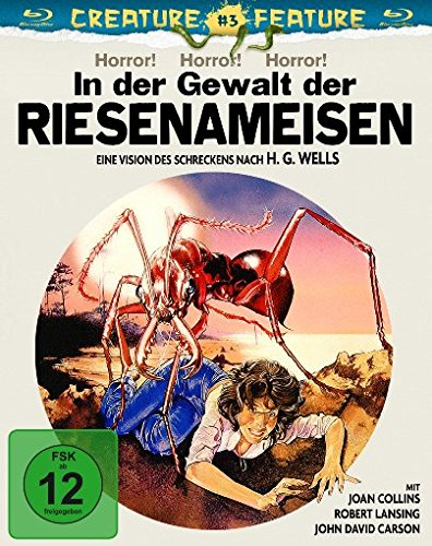 In der Gewalt der Riesenameisen - Creature Features Collection Vol. 3 [Blu-ray] (Joan Collins Collection)