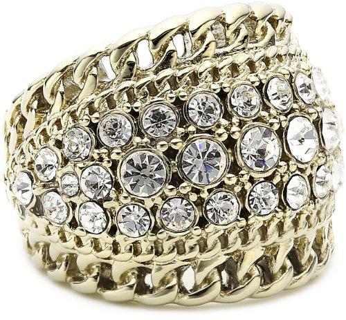 Dyrberg/Kern Damen-Ring RIKA II SG Crystal 332736