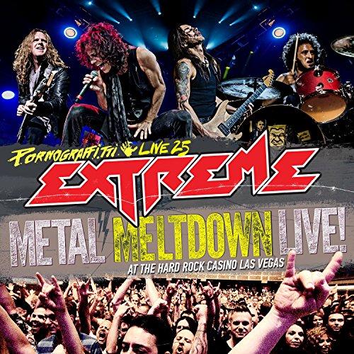 Pornograffitti Live 25 / Metal...