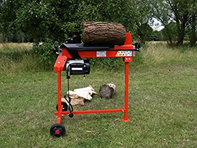 Get your Forest Master FM10 5t Electric Duocut Log Splitter Complete Set from Log Burning Essentials