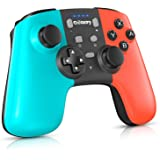 Gamory Wireless Controller for Nintendo Switch,Wireless Pro Controller for Nintendo Switch, Controllers Gamepad with Adjustab