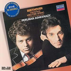"""Beethoven : Sonates pour violon et piano n°5 """"Printemps"""" & n°9 """"Kreutzer"""""""