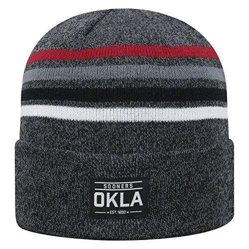 Top of the World Cuffed Knit Upland Weihnachtsstrumpf Stretch Socke Hat Cap Beanie, Multi, Cuffed Knit -