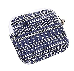 Philna12 Conveniet Portable Lady Girl Cute Sanitary Pad Napkin Towel Bag