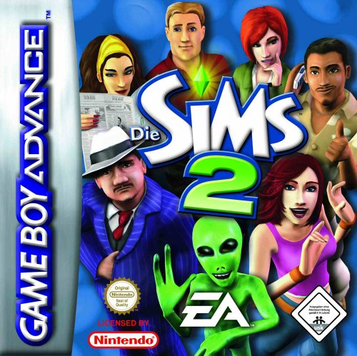 Game Sims Boy (Die Sims 2)