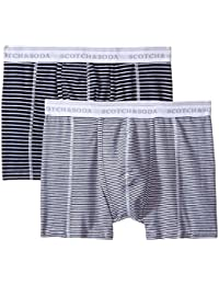Scotch & Soda Men's Nos - Boxershort, Sold in 2-pack Thermal Trousers