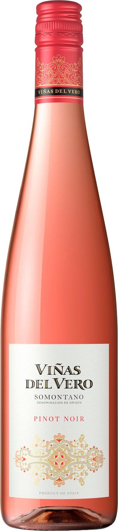 Viñas Del Vero Pinot Noir Rosado - Vino D.O. Somontano - Botella de 750 ml