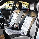 DIELIAN 12V Beheiztes Sitzkissen Beheizbare Sitzauflage mit Temperaturregler