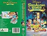 Disney Singalong Songs - Very Merry Christmas Songs