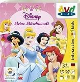DVD-Kids Disney Prinzessinnen- Märchenwelt