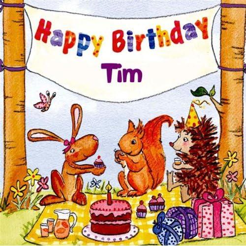 Happy Birthday Tim von The Birthday Bunch bei Amazon Music