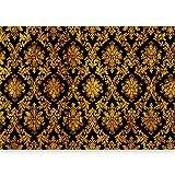 murando - Fototapete Ornament 500x280 cm - Vlies Tapete -Moderne Wanddeko - Design Tapete - Barock Ornament f-A-0477-a-c