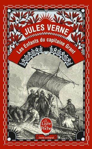 Les Enfants du Capitaine Grant par Jules Verne