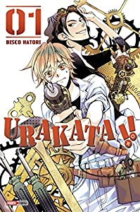 Urakata Edition simple Tome 1