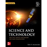 Science and Technology for Civil Services Preliminary and Main Examinations   4th Edition