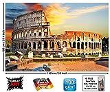 GREAT ART XXL Poster - Kolosseum in Rom - Wanddekoration