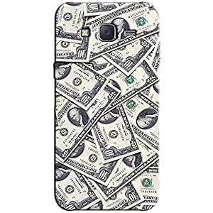 DOLLARS AND DOLLARS BACK COVER FOR SAMSUNG J5