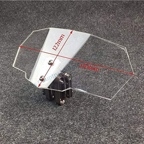 Deflector de Aire Universal para Cúpula ((Moto y Scooter))