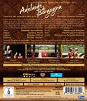 Rossini : Adelaide di Borgogna, Rossini Opera Festival Pesaro 2011 [Blu-ray] [jewel_box] [Import italien]