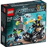 LEGO Agents - 70160 - Jeu De Construction - Le Raid Du 4x4
