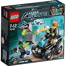 LEGO Agents 70160 - Rapina Sulla Riva Del Fiume - Quad Capo