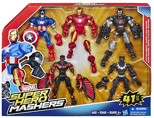 Super Hero Mashers - Marvel Multi Pack