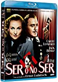Ser O No Ser (Blu-Ray) (Import) (Keine Deutsche Sprache) (2012) Carole Lombard; Jack Benny; Robert St