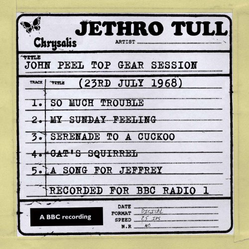 John Peel Top Gear Session (23...