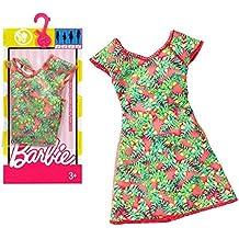 Barbie - Tendencia de la Moda para la Ropa de la Muñeca Barbie - Vestido Aspecto Retro