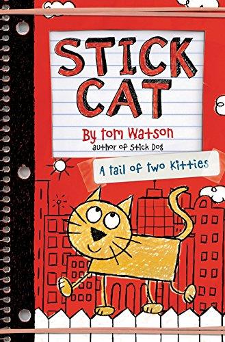Stick Cat por Tom Watson