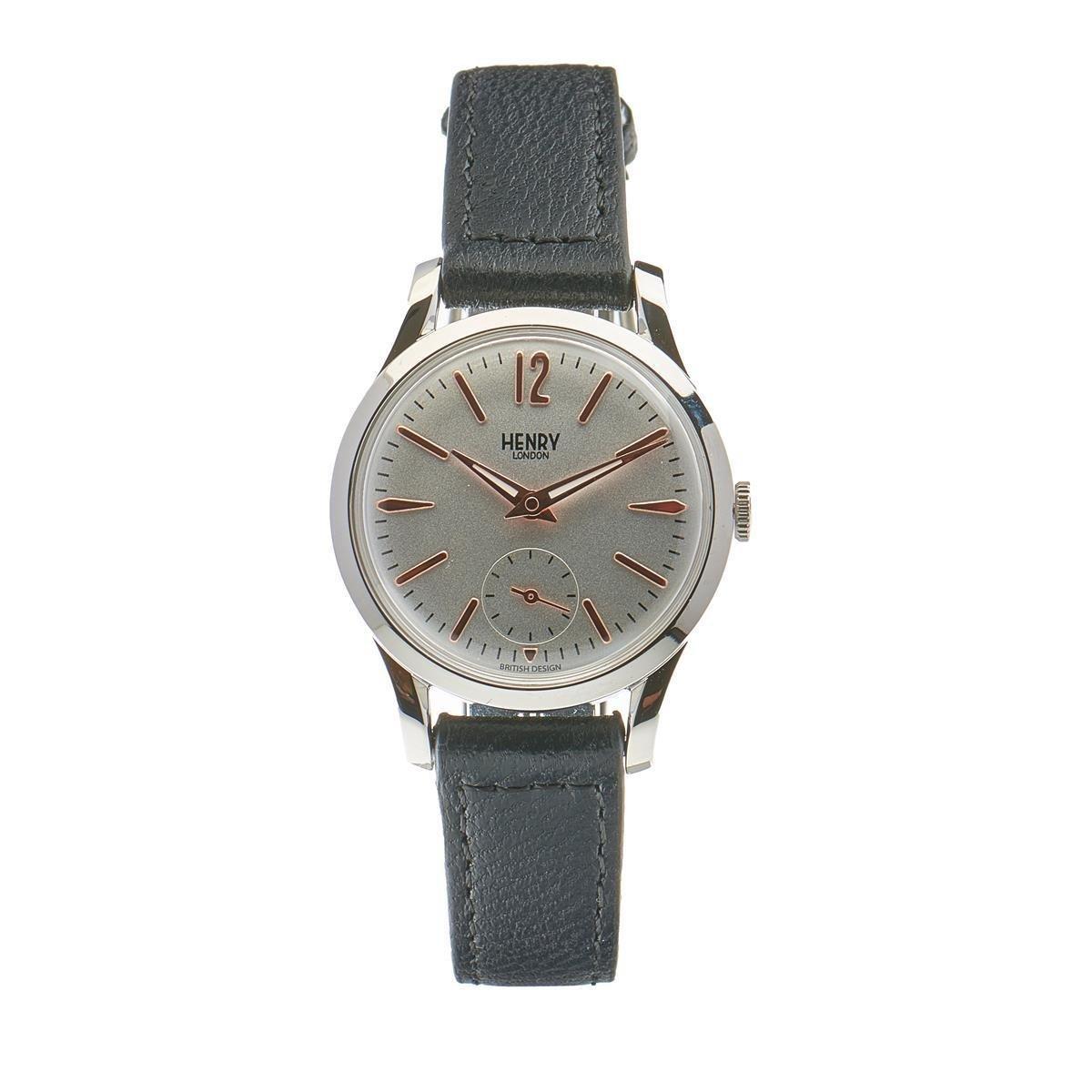 Unisex quartz wristwatch Henry London Highgate HL30-US-0001 (Renewed)