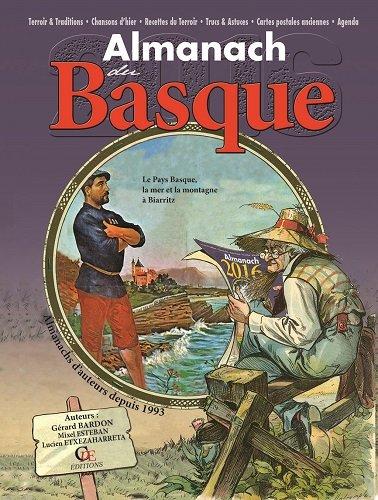 Almanach du Basque 2016