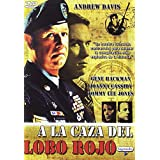 A la caza del lobo rojo 1989 DVD The Package