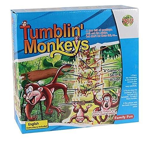 Tumbling Affen Spiel