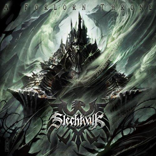 Slechtvalk: A Forlorn Throne (Audio CD)