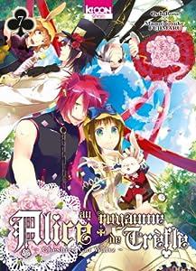 Alice au royaume de Trèfle Edition simple Tome 7