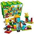 Lego DUPLO - La grande boîte de la cour de récréation - 10864 - Jeu de Construction